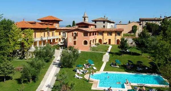 Residence Villa Santa Caterina Manerba Del Garda