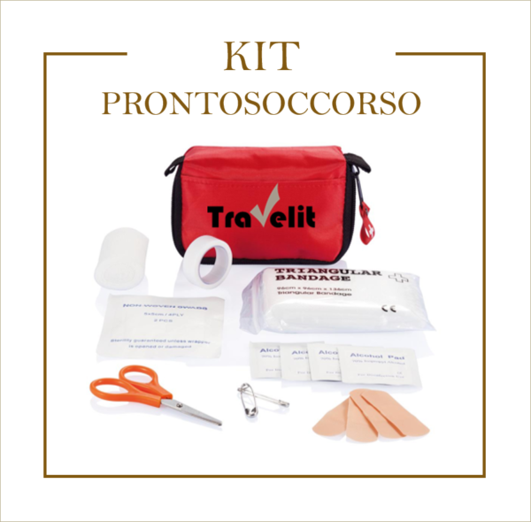 KIT PRONTOSOCCORSO