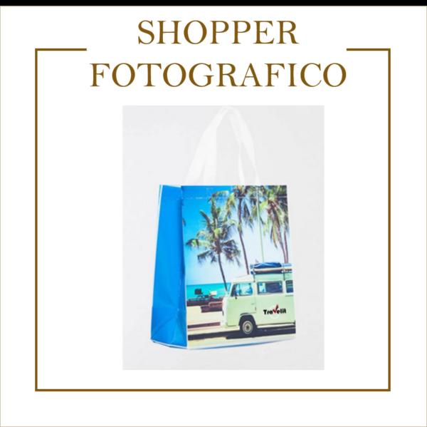 SHOPPER FOTOGRAFICO