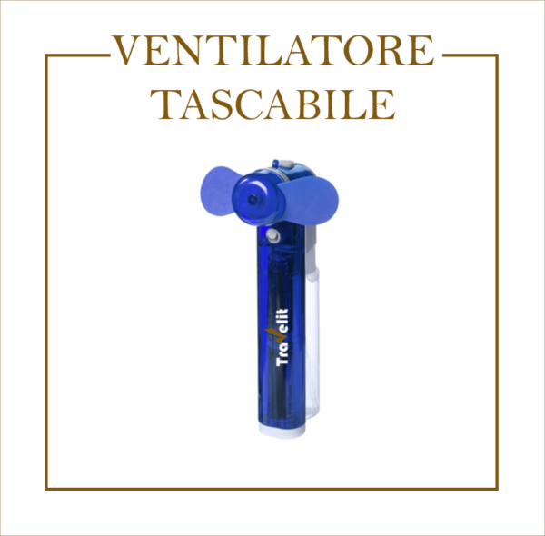 VENTILATORE TASCABILE
